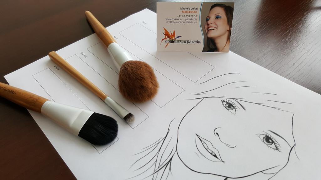 cours de maquillage ado