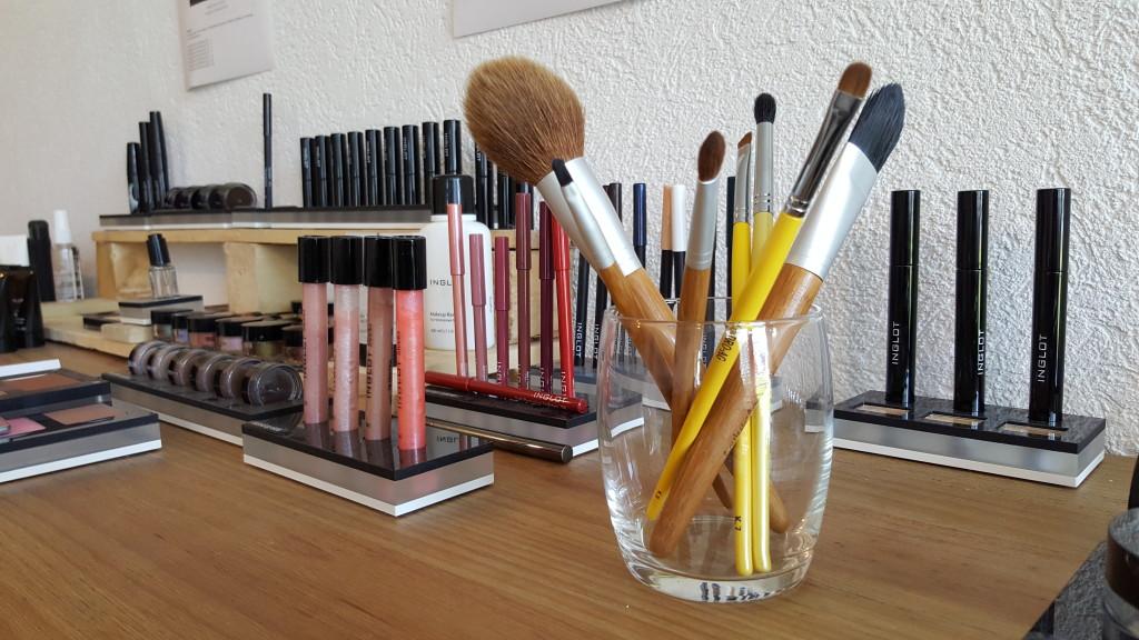 cours de perfectionnement maquillage
